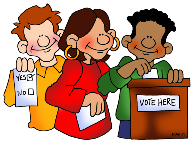 Elections clipart #3