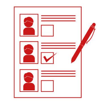 Election ballot clipart 4 » Clipart Station.