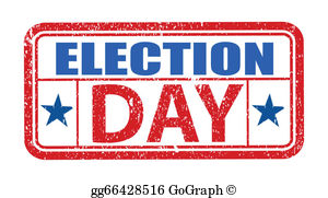 Election Day Clip Art.