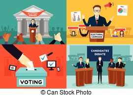 Presidential election Illustrations and Clip Art. 5,283.