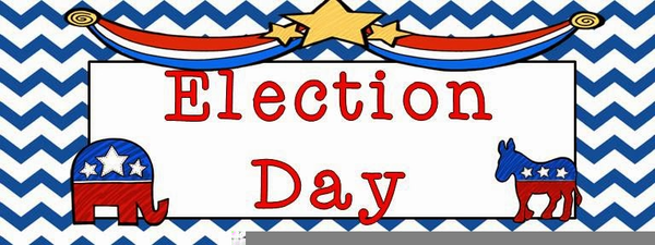 Free Presidential Election Clipart.