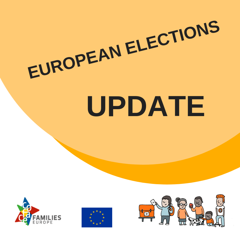 European Election Update: Are you ready?.