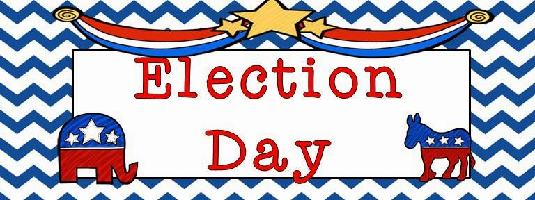 Presidential Election Day Clipart.