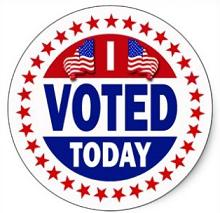 Free Election Day Clipart.