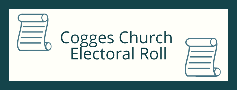 Electoral Roll — St Mary's Cogges.