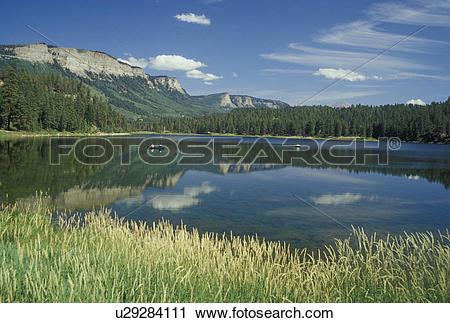 Stock Photography of Rockwood, CO, Colorado, San Juan Skyway.