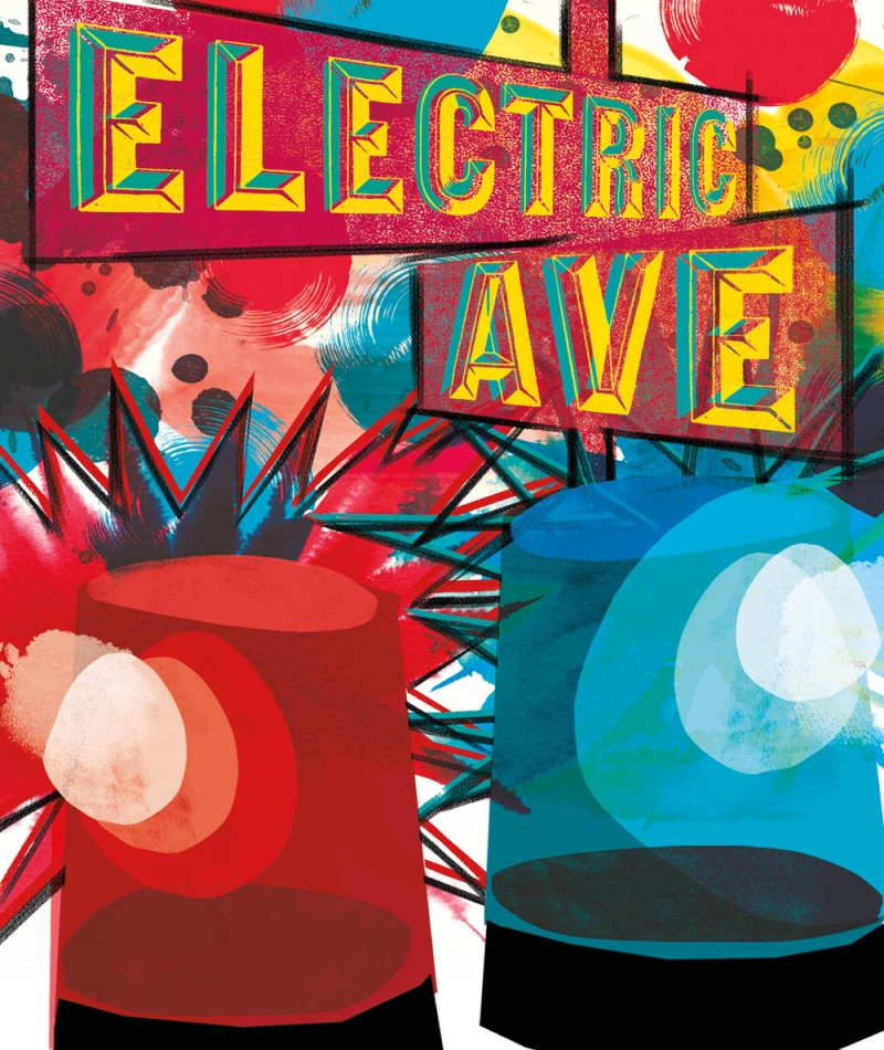History of Electric Avenue.