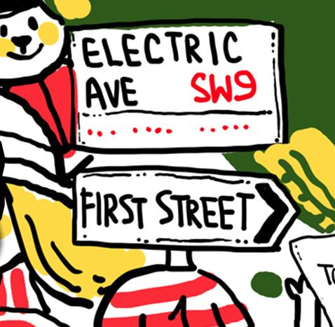 Electric Avenue.