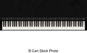 Electric piano Stock Illustration Images. 1,380 Electric piano.