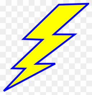 Lightning Bolt Clip Art At Clipart.
