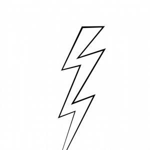 Stock Illustration Lightning Thunderbolt Sign Strike Electric Bolt.