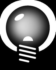 Electric Bulb Clip Art at Clker.com.