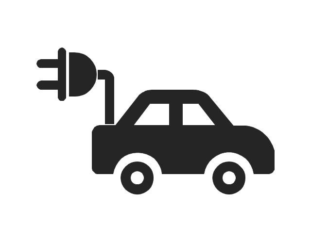 Electric       car    clipart  Clipground