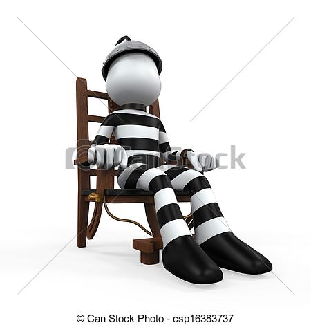 Electric chair Stock Illustration Images. 442 Electric chair.