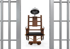 Electric Chair Stock Illustrations.