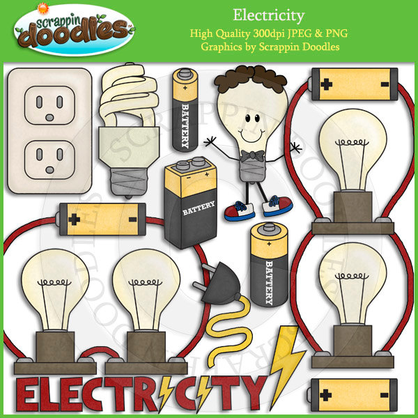 Electric Circuit Clipart