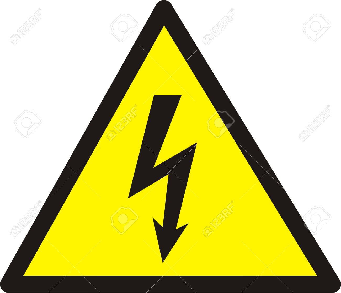 Electric current clipart - Clipground