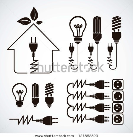 Current Electricity Clipart