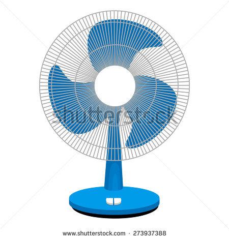 Table Fan Stock Vectors, Images & Vector Art.