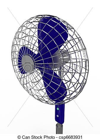 Blower Fan Clipart.