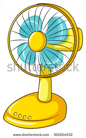 Electric Fan Stock Images, Royalty.