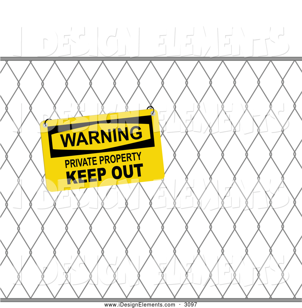 electric fence clipart