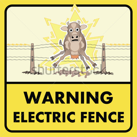 Electric Fence Clipart Electric Fencing #cq93dP.