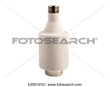 Stock Photography of Electric fuse k20214151.