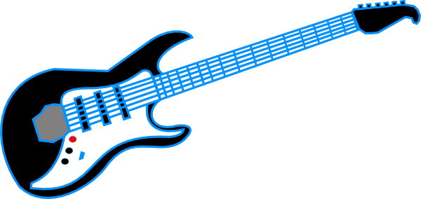 Electric Guitar Clip Art & Electric Guitar Clip Art Clip Art.