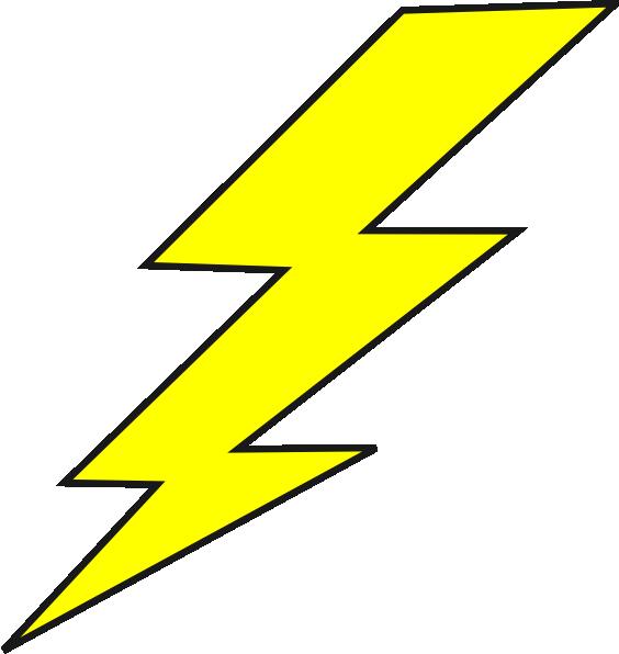 Drawing Electric Lighting Bolt.