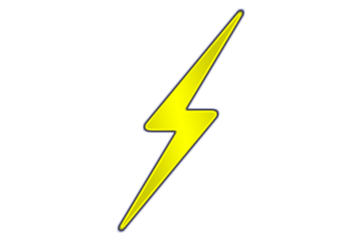 Lightning bolt electric bolt clip art 3 clipartcow 4.