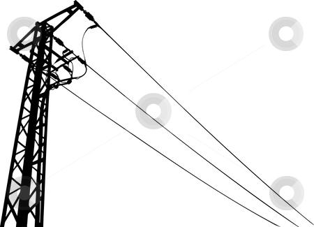 Power Pole Clipart.
