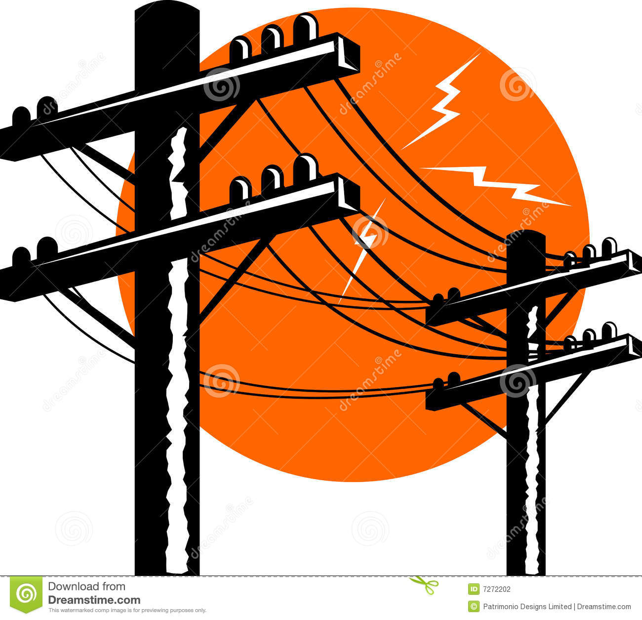 Electric Company Clipart.