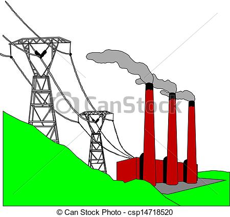 Electric power clipart.
