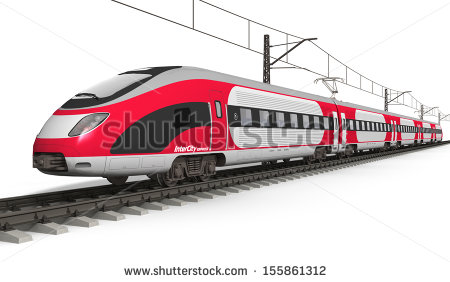 Express Train Stock Photos, Royalty.