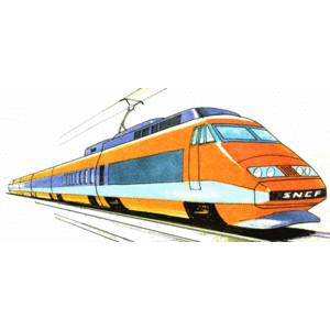 Electric Train.