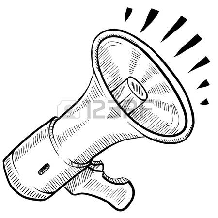 44,100 Megaphone Stock Illustrations, Cliparts And Royalty Free.