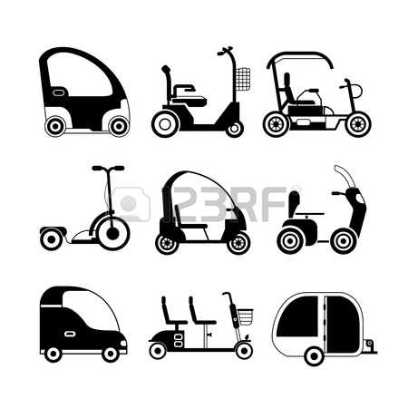 485 Mobility Scooter Stock Illustrations, Cliparts And Royalty.
