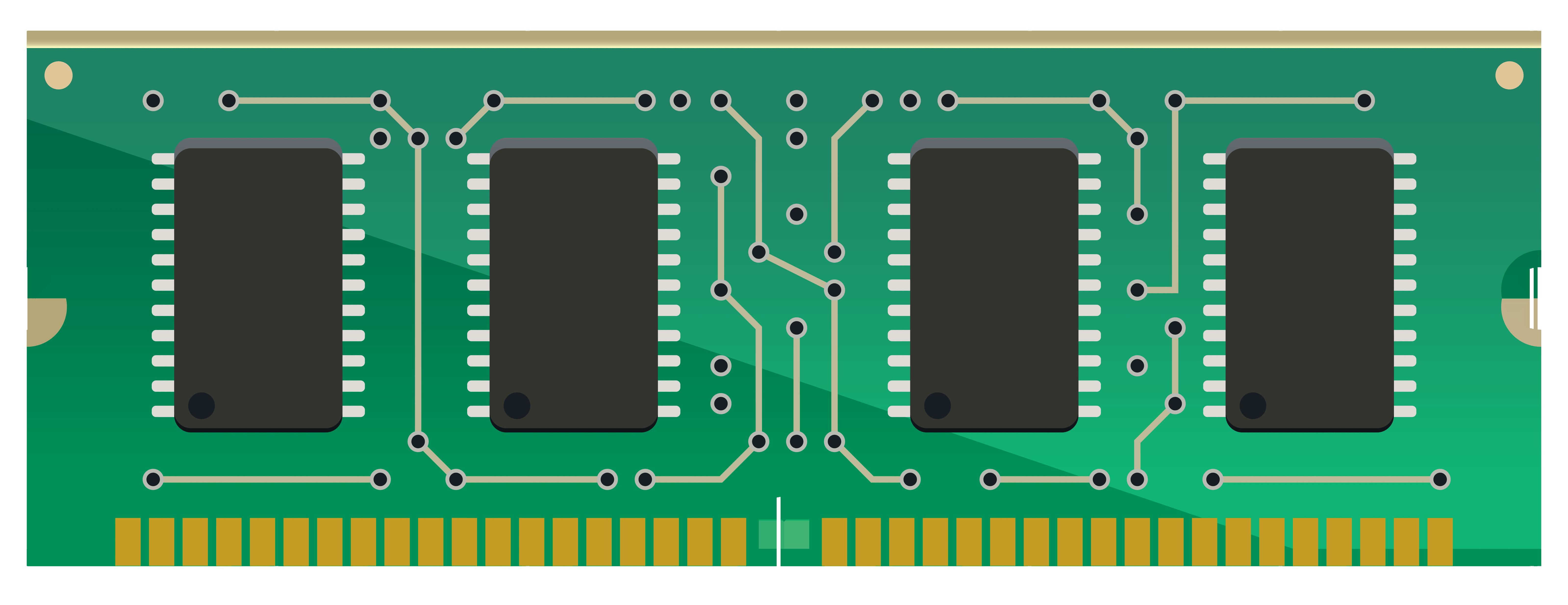 Notebook RAM Module PNG Clipart.