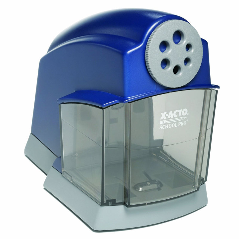 Electric Pencil Sharpener.