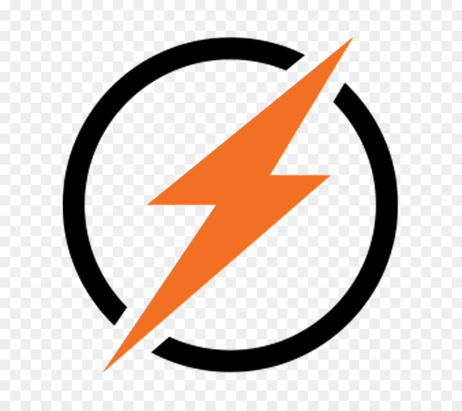 Electricity Logo png download.