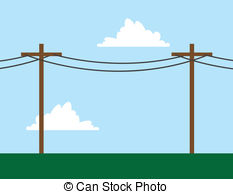Electrical pole Vector Clipart EPS Images. 601 Electrical pole.