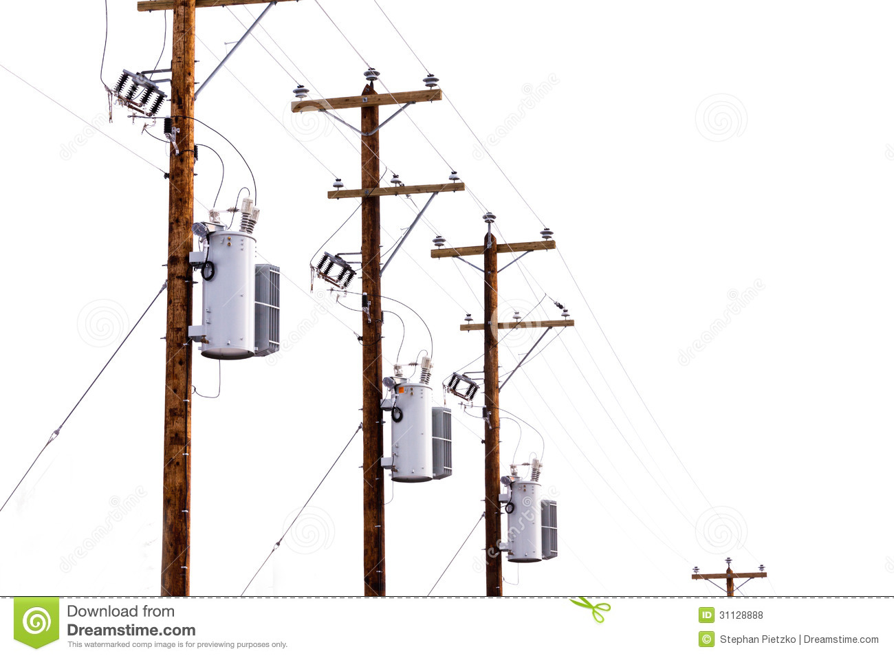 Electric utility clipart.