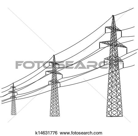 Drawing of Electricity k3189493.