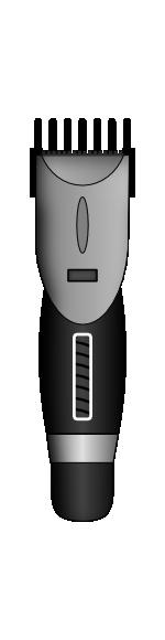 Electric Razor Clipart.