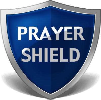 Image: Prayer Shield.
