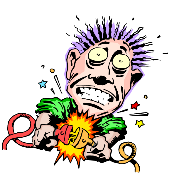 electric shock clipart 20 free cliparts