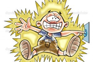 Electric shock clipart free 1 » Clipart Portal.