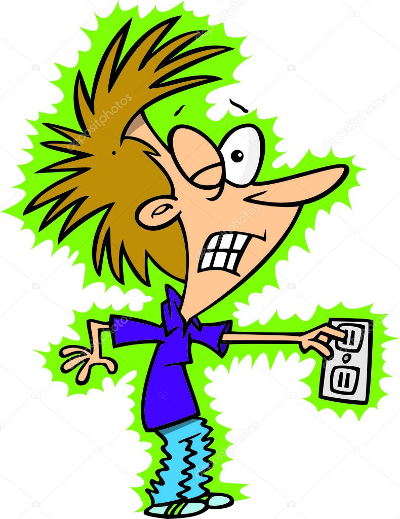 Collection of Shock clipart.