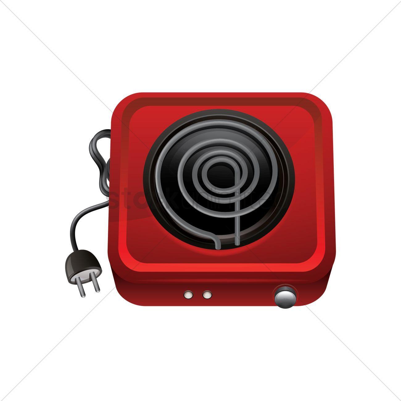 Electric stove clipart 8 » Clipart Portal.